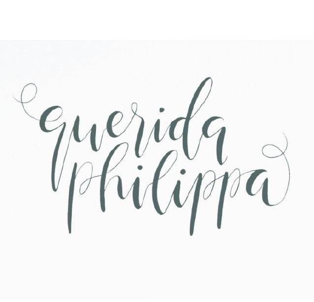 QUERIDA PHILIPPA